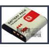 Sony DSC-W80/HDPR 3.6V 1500mAh utángyártott Lithium-Ion kamera/fényképezőgép akku/akkumulátor