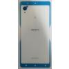 Sony E2303, E2306 Xperia M4 Aqua, E2312, E2333 Xperia M4 Aqua Dual akkufedél fehér*