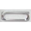 Sony E5803, E5823 Xperia Z5 Compact home gomb körüli dekor gyűrű fehér*