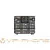 Sony Ericsson K530 billentyűzet ezüst