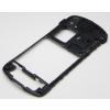 Sony Ericsson MK16 Xperia Pro középső keret fekete*
