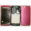 Sony Ericsson X12 (LT15) Arc, LT18 Arc S komplett ház pink*