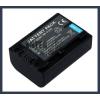 Sony HDR-CX120 6.8V 1050mAh utángyártott Lithium-Ion kamera/fényképezőgép akku/akkumulátor