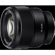Sony SEL-85F18 85mm f/1.8 objektív