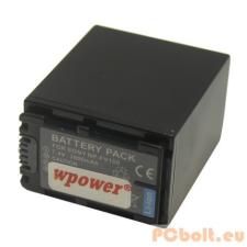 Sony Sony NP-FV100 akkumulátor 4200mAh digitális fényképező akkumulátor
