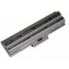 Sony Vaio Chip BPS13, BPS21 8800mAh Ezüst Akkumulátor