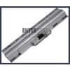 Sony VAIO VGN-BZAAHS 4400 mAh 6 cella ezüst notebook/laptop akku/akkumulátor utángyártott
