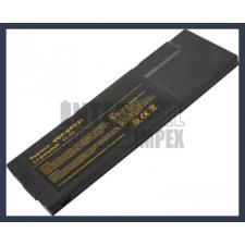 Sony VAIO VPC-SB4S9E 4200 mAh 6 cella fekete notebook/laptop akku/akkumulátor utángyártott sony notebook akkumulátor