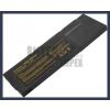 Sony VAIO VPC-SD27EC/B 4200 mAh 6 cella fekete notebook/laptop akku/akkumulátor utángyártott