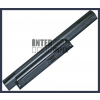Sony VPC-EA21FDT 4400 mAh 6 cella fekete notebook/laptop akku/akkumulátor utángyártott