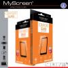 Sony Xperia M4 Aqua, Kijelzővédő fólia, ütésálló fólia, MyScreen Protector, Comfort Glass, Tempered Glass (edzett üveg), Clear, 1 db / csomag