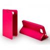 Sony Xperia XA, Oldalra nyíló tok, stand, Proflip, rózsaszín