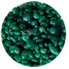 Sötétzöld akvárium aljzatkavics (1-2 mm) 5 kg