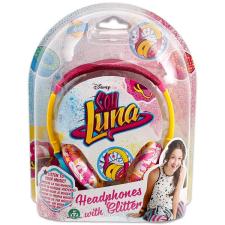 Soy Luna Csillámporos fejhallgató elektronikus játék