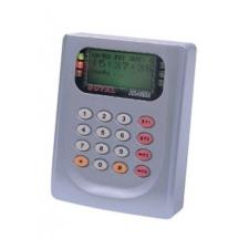 Soyal AR829EA, LCD-s kültéri olvasó, kódzár, standalone és online vezérlővel biztonságtechnikai eszköz