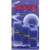 Spartan Tenisz grip, 3 db-s - kék, SPARTAN SOFT