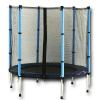 Spartan trambulin védőhálóval - 140 cm-es