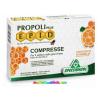 Specchiasol Propolisz szopogatós 20 db tabletta, narancsos ízesítéssel. EPID® szabadalommal védett propolisz kivonattal - Specchiasol