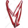 Specialized Rib Cage kulacstartó, desing, műanyag, piros