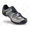 Specialized Sport MTB kerékpáros cipő 45-ös 3 tépőzáras, titán/fekete