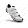 Specialized Sport Road 2015 országúti kerékpáros cipő 45-ös 3 tépőzáras, fehér/fekete