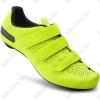Specialized Sport Road országúti kerékpáros cipő 43-as 3 tépőzáras, neon sárga