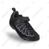 Specialized Tahoe kerékpáros cipő 48-as fűzős, tépőzáras, fekete