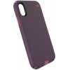 SPECK Presidio Sport Case iPhone XR sötét lila-rózsaszín