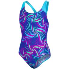 Speedo Colour Melt Allover Splashback Girl...
