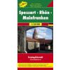 Spessart-Rhön-Mainfranken autótérkép - f&b DEU 11