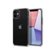 Spigen Apple iPhone 12 Mini ütésálló hátlap - Spigen Liquid Crystal - átlátszó tok és táska