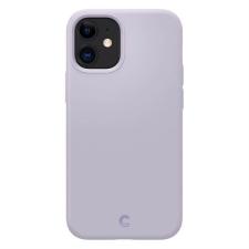 Spigen Cyrill szilikon Iphone 12 Mini Lavender telefontok tok és táska