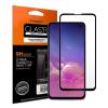 Spigen Glas.tR SLIM  Samsung Galaxy S10e Tempered kijelzővédő fólia
