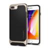 Spigen Neo Hybrid Herringbone Apple iPhone 8 Plus/7 Plus Champagne Gold hátlap tok