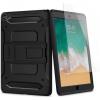 """Spigen Pro Guard borító Apple iPad 9.7"""" - fekete"""