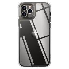 Spigen Quartz Hybrid Iphone 12 Pro Max Crystal Clear telefontok tok és táska