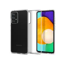 Spigen Samsung A525F Galaxy A52/A526B Galaxy A52 5G ütésálló hátlap - Spigen Liquid Crystal - átlátszó tok és táska