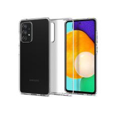 Spigen Samsung A725F Galaxy A72 4G/A726B Galaxy A72 5G ütésálló hátlap - Spigen Liquid Crystal - átlátszó tok és táska