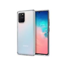 Spigen Samsung G770F Galaxy S10 Lite ütésálló hátlap - Spigen Liquid Crystal - átlátszó tok és táska