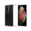 Spigen Samsung G998F Galaxy S21 Ultra ütésálló hátlap - Spigen Liquid Crystal - átlátszó
