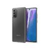 Spigen Samsung N980F Galaxy Note 20/Note 20 5G ütésálló hátlap - Spigen Liquid Crystal - átlátszó