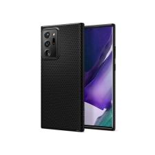 Spigen Samsung N985F Galaxy Note 20 Ultra ütésálló hátlap - Spigen Liquid Air - fekete tok és táska