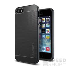 Spigen SGP Neo Hybrid Apple iPhone SE/5s/5 Metal Slate hátlap tok tok és táska