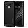 Spigen SGP Rugged Armor Samsung Galaxy Note 9 Matte Black hátlap tok