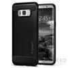 Spigen SGP Rugged Armor Samsung Galaxy S8+ Black hátlap tok