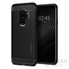 Spigen SGP Rugged Armor Samsung Galaxy S9+ Matte Black hátlap tok