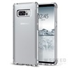 Spigen SGP Rugged Crystal Samsung Galaxy Note 8 Crystal Clear hátlap tok