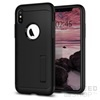 Spigen SGP Slim Armor Apple iPhone Xs Black hátlap tok