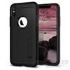 Spigen SGP Slim Armor Apple iPhone Xs Max Black hátlap tok