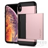 Spigen SGP Slim Armor CS Apple iPhone Xs Max Rose Gold hátlap tok